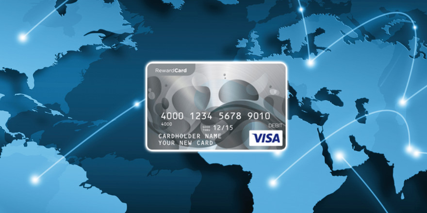 Make Sending Global Rewards Easier with Virtual Visa Rewards Cards