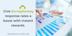 SurveyMonkey survey rewards boost response rates