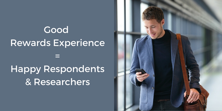 Research Rewards—Why a Good Rewards Experience Matters