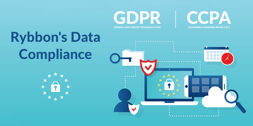 Rybbon's Commitment to Data Protection, GDPR, and CCPA