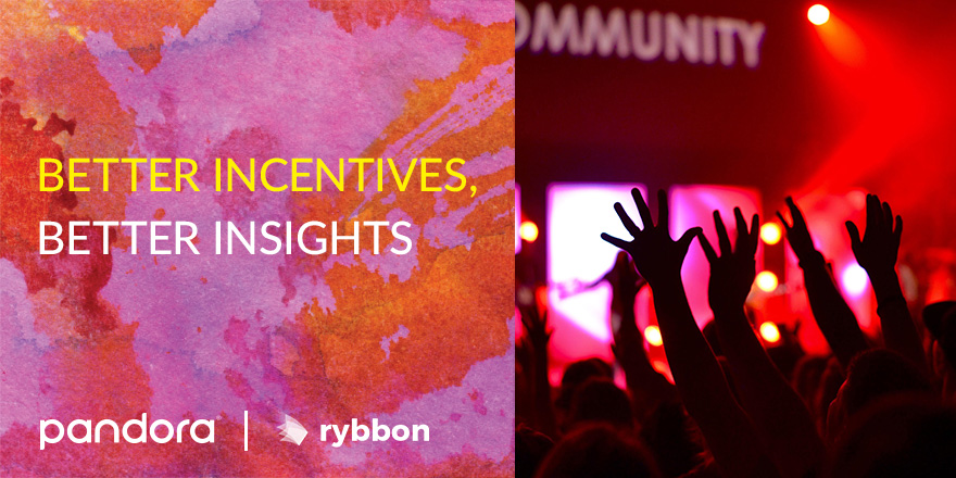 How Pandora's Consumer Insights Team Leverages Rewards