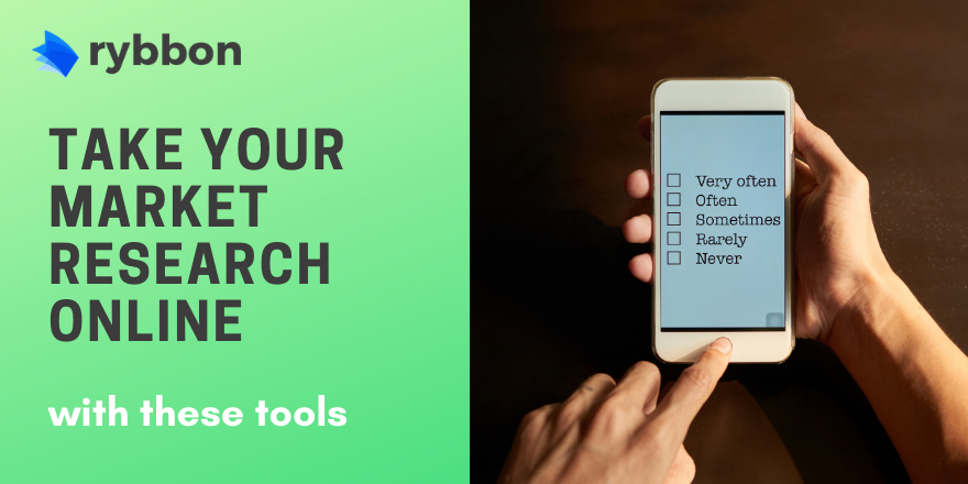 The 'Big List' of Virtual Market Research Tools