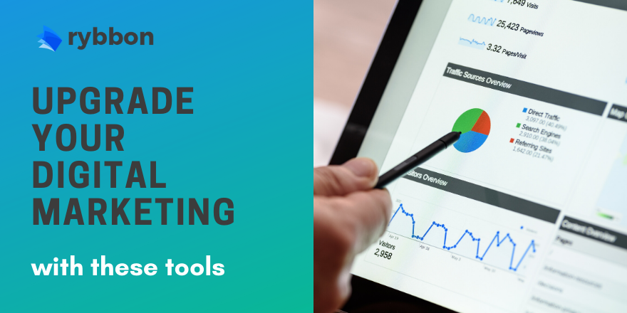 The 'Big List' of Digital Marketing Tools