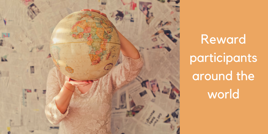 Choosing the Right Global Rewards for Market Research